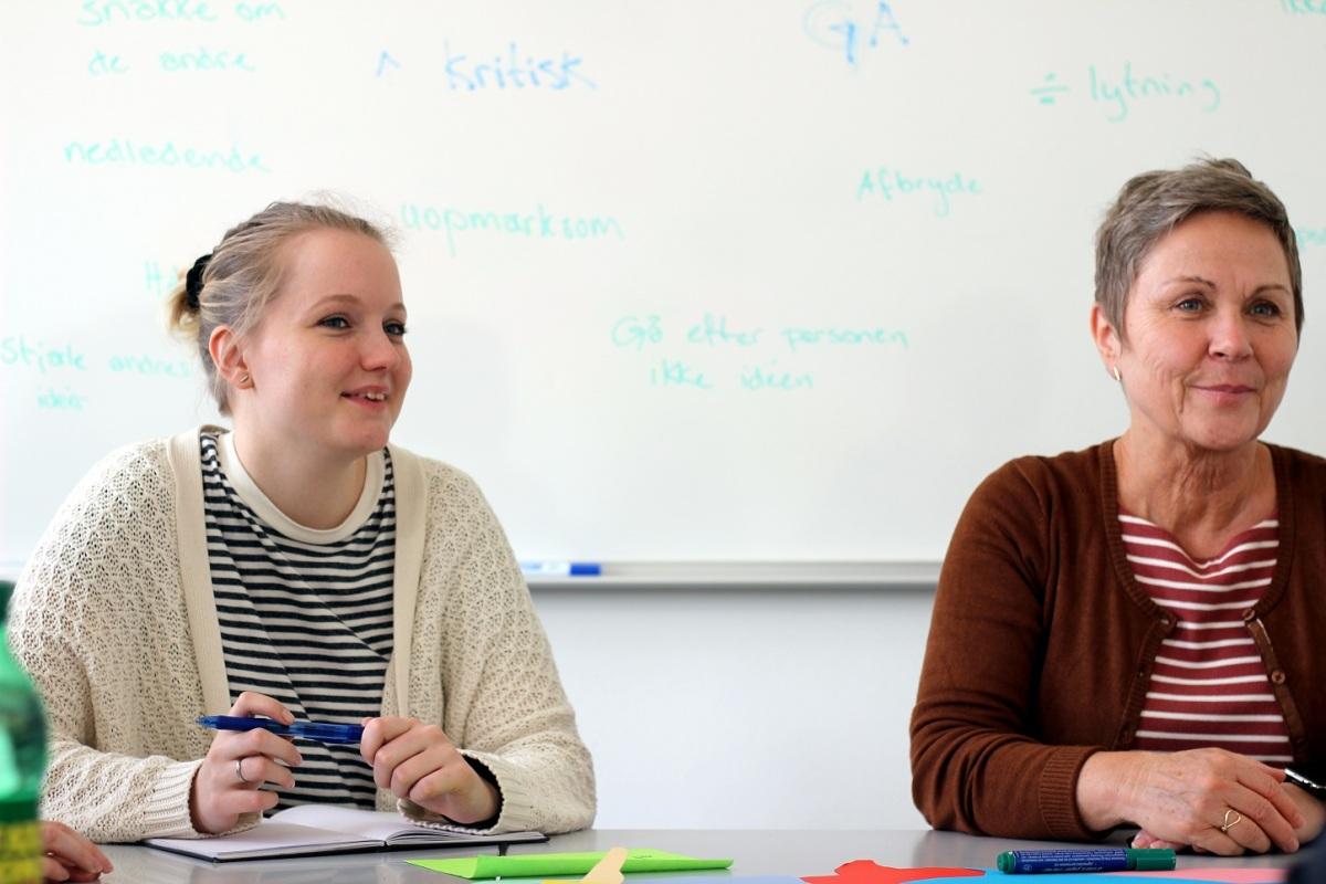 Tværfagligt forløb ruster studerende til innovation ogiværksætteri