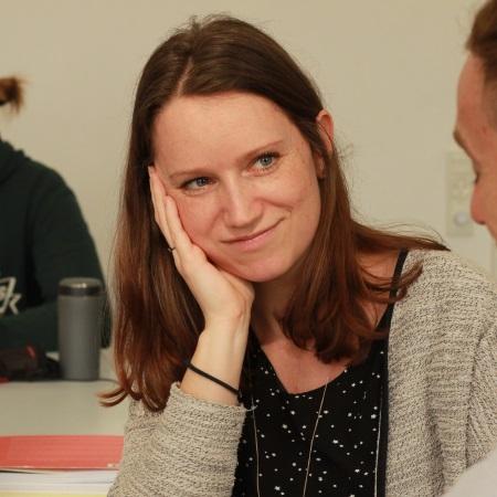Sofie Reedtz, studerende på Ernæring ogsundhed