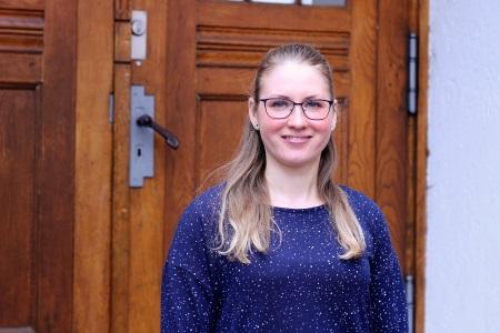 Nanna Venøbo, studerende på ernæring ogsundhed