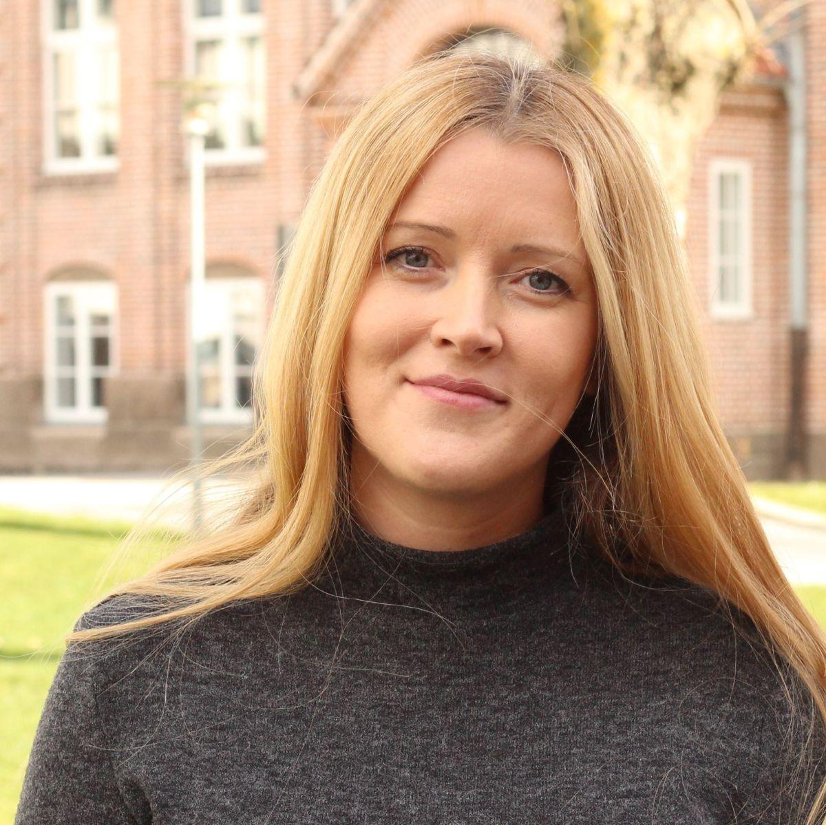 Eva Klug, studerende på ernæring ogsundhed