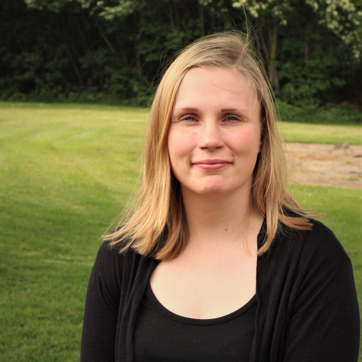 Kirstine Müller, læser fysioterapi, drømmer om at blive selvstændig hestefysioterapeut